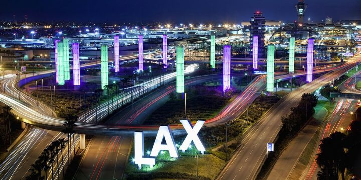 Planning for an International Trip from LAX