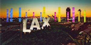 LAX-sign