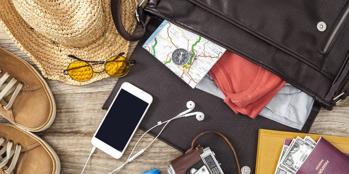 Absolute essentials for the regular traveler