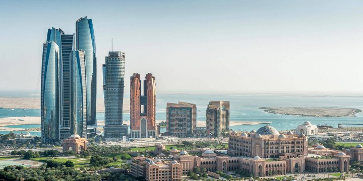 Abu Dhabi Offers Delicious Food With A View